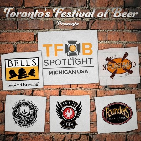Toronto's Festival of Beer Announces Michigan Brewery Spotlight