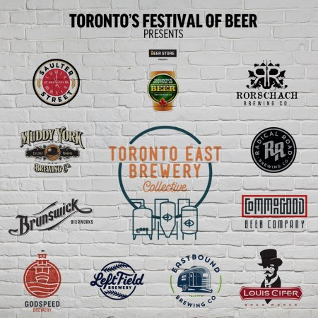 Toronto's Festival of Beer Announces Toronto East Brewery Collective Spotlight