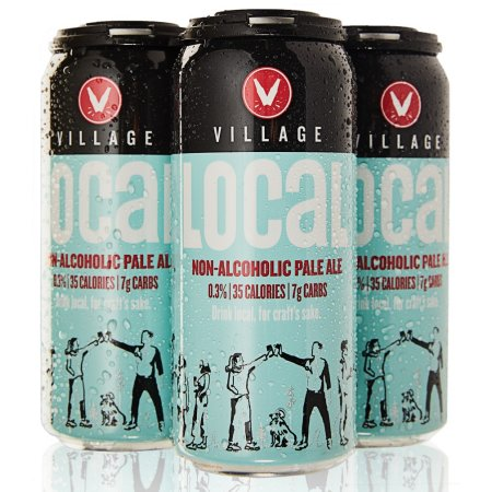 Village Brewery Releases Village Local Non-Alcoholic Pale Ale