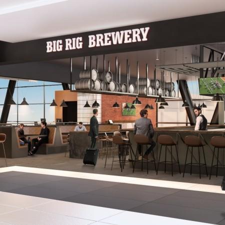 Big Rig Brewery Opening Location in Ottawa International Airport