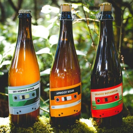 Boombox Brewing Launches Mixtape Series of Barrel-Aged Blends