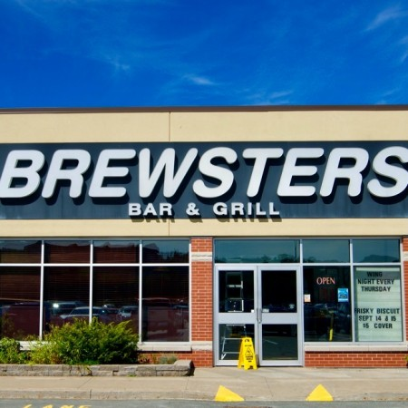 Brewster's Bar & Grill in Bedford, NS Adding On-Site Brewery