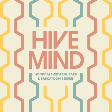 Cabin Brewing and Drizzle Honey Releasing Hive Mind Honey Ale