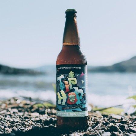 Dead Frog Brewery Bringing Back Tip Hop Spruce White IPA