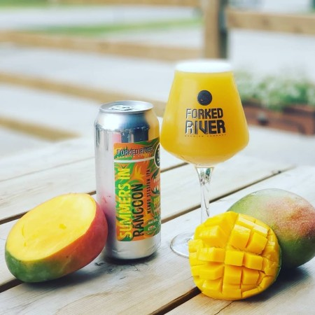 Forked River Brewing Releases Summers in Rangoon Mango Session IPA