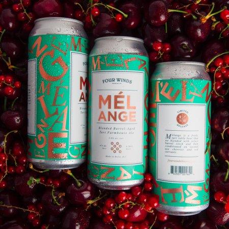 Four Winds Brewing Releases Mélange Tart Farmhouse Ale