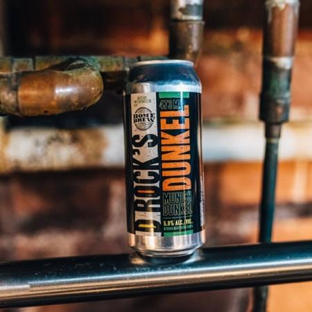 Gahan House Releases Maritime Home Brew Challenge Winner D Rock's Dunkel