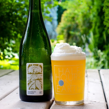 Half Hours On Earth Releases Advanced Drinker Farmhouse Pilsner