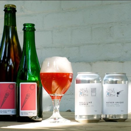 Half Hours On Earth Releases Three New Sour Ales