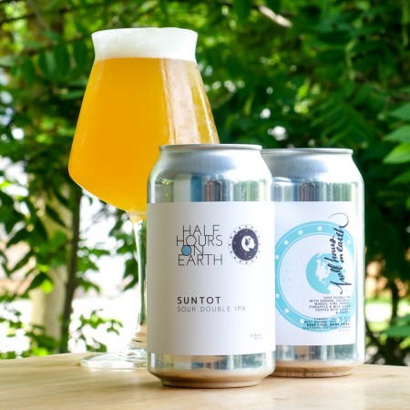 Half Hours On Earth Releases Suntot Sour Double IPA