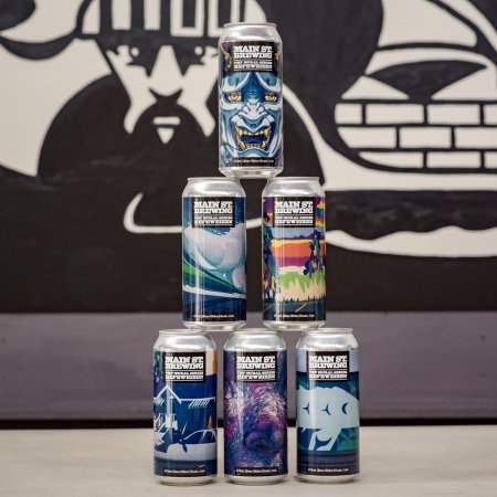 Main Street Brewing Releases 2019 Vancouver Mural Festival Collaboration Beer