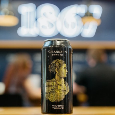 Moosehead Breweries Launching Family Series with Susannah's Brown Ale