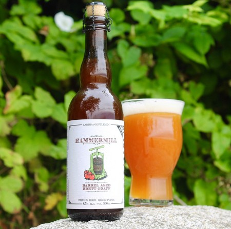 Parallel 49 Brewing Cork & Cage Series Continues with Hammermill Brett Graff