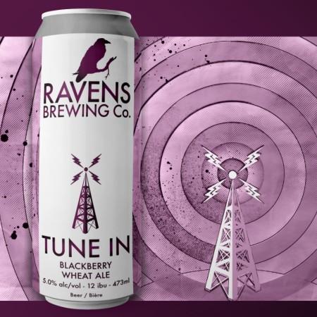 Ravens Brewing Brings Back Tune In Blackberry Wheat Ale