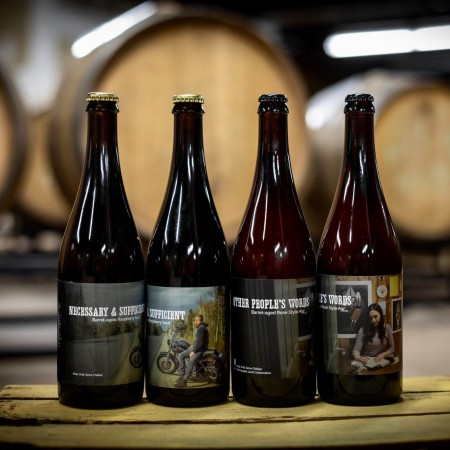 Sawdust City Brewing Releasing Necessary & Sufficient