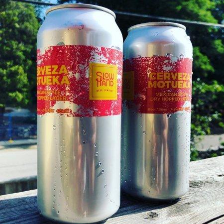 Slow Hand Beer Company Releases Cerveza Motueka & Prepares for Opening