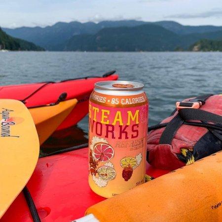 Steamworks Brewing Releases Refresh Raspberry & Lemon Ale