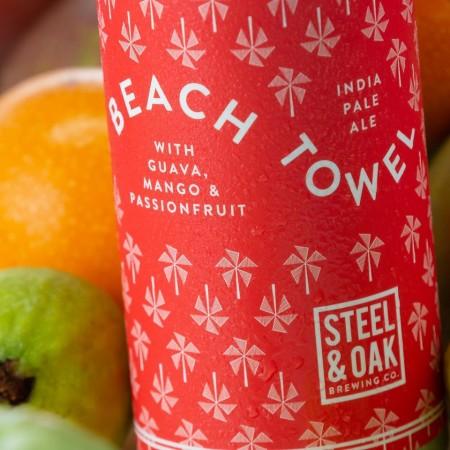 Steel & Oak Brewing Releases Beach Towel IPA