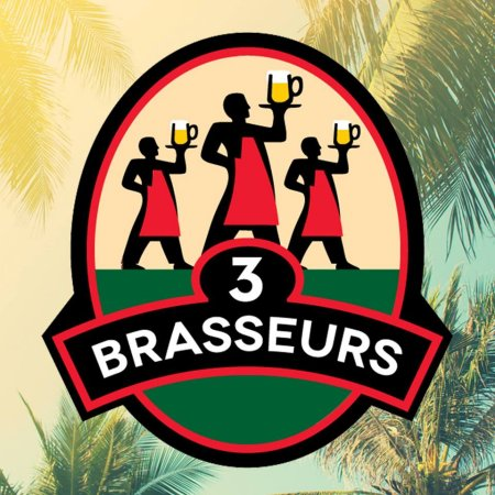 Les 3 Brasseurs/The 3 Brewers Releases Florida Weisse