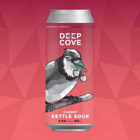 Deep Cove Brewers Releasing Cherry Kettle Sour