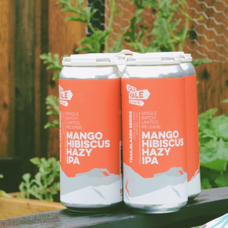 Old Yale Brewing Trailblazer Series Continues with Mango Hibiscus Hazy IPA