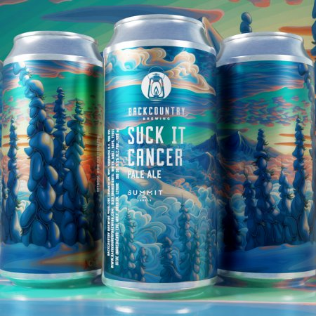 Backcountry Brewing Releases Suck It Cancer Pale Ale