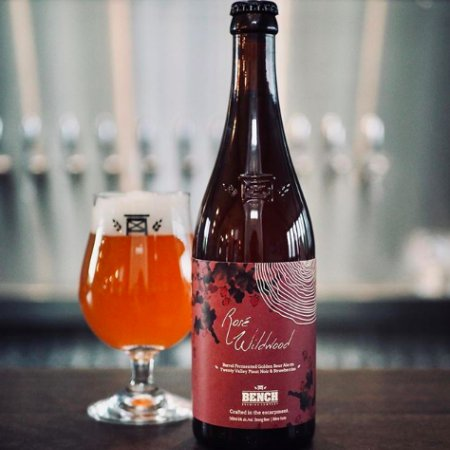Bench Brewing Releases Rosé Wildwood and Elderflower Trail