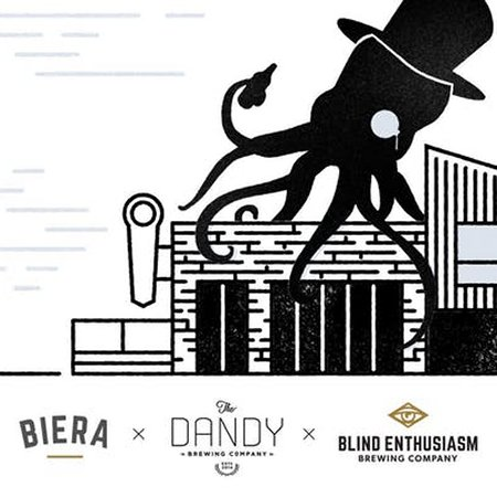 Blind Enthusiasm Brewing and Dandy Brewing Announce Collaboration Dinner & Beer Release
