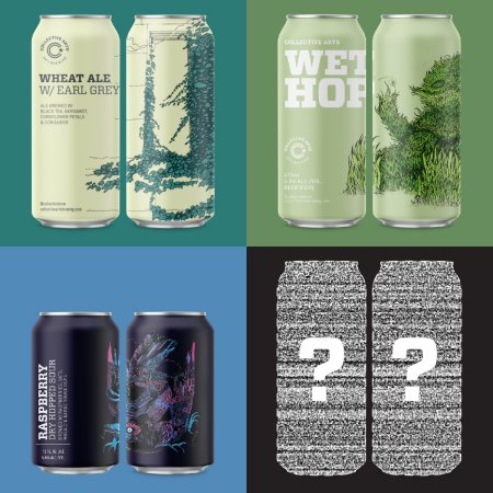 Collective Arts Brewing Announces Releases for Fall 2019