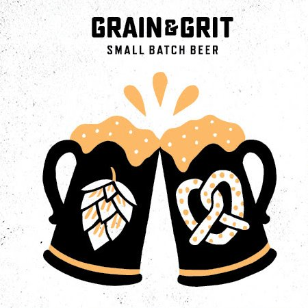 Grain & Grit Beer Co. Releasing Zigge Zagge German Wheat and Just Peachy Sour