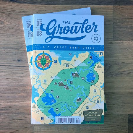 The Growler BC Fall 2019 Issue Now Available