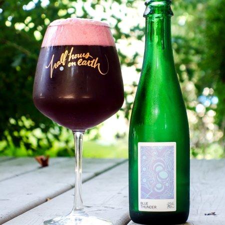 Half Hours On Earth Brings Back Blue Thunder Farmhouse Sour Ale