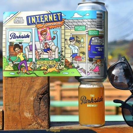 Parkside Brewery Releases Internet Famous Fresh Hop Kveik IPA
