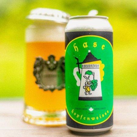Sawdust City Brewing Releasing Hase Hopfenweisse | Canadian