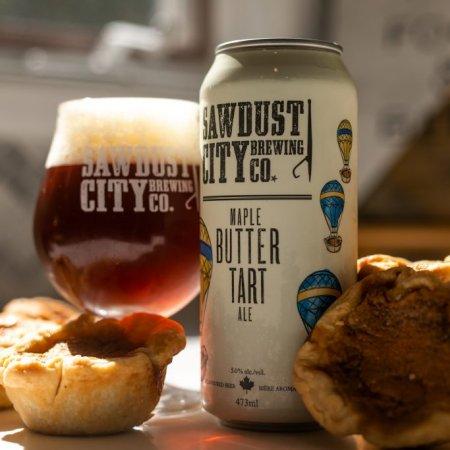 Sawdust City Brewing Maple Butter Tart Ale Returns