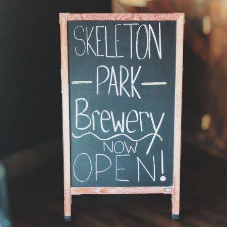 Skeleton Park Brewery Now Open in Kingston