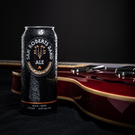 Spearhead Brewing Sam Roberts Band Ale Now Available at LCBO