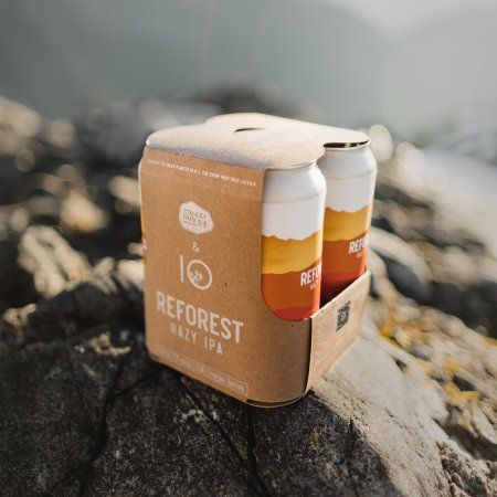 Stanley Park Brewing and tentree Release Reforest Hazy IPA