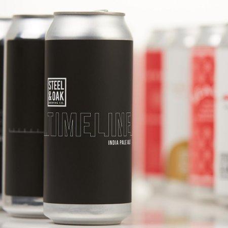 Steel & Oak Brewing Releases Timeline IPA