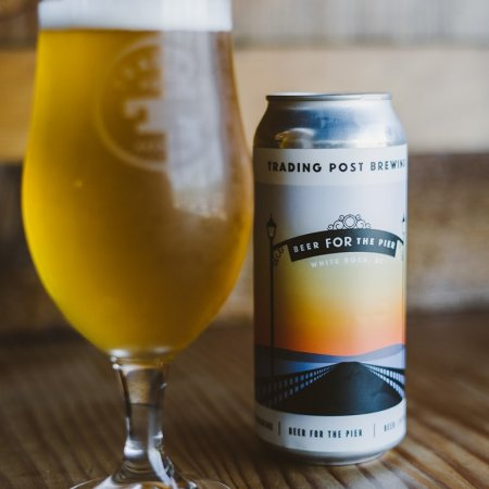 Trading Post Brewing Releases Beer For The Pier Kölsch