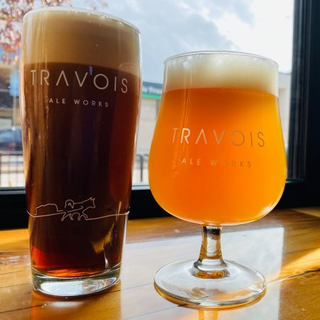Travois Ale Works Releases All Alberta Harvest Ale and Nitro 7 Grain Brown Ale