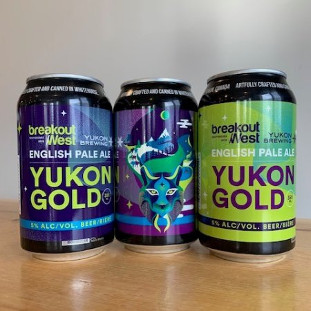 Yukon Brewing Releases Limited Edition Cans for BreakOut West 2019