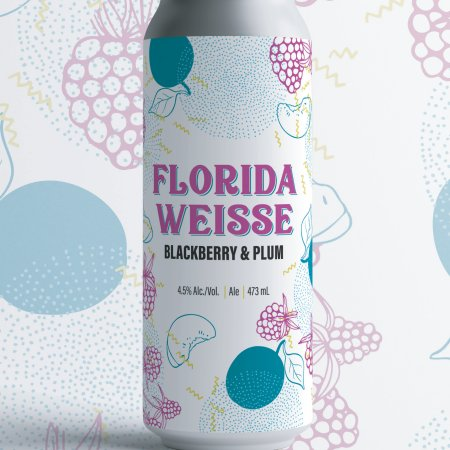 Blindman Brewing Releases Blackberry & Plum Florida Weisse