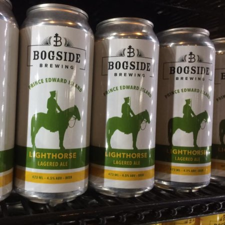 Bogside Brewing Releases Lighthorse Lagered Ale to Support Military Veterans