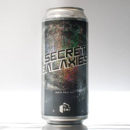 Boombox Brewing Releases Secret Galaxies IPA