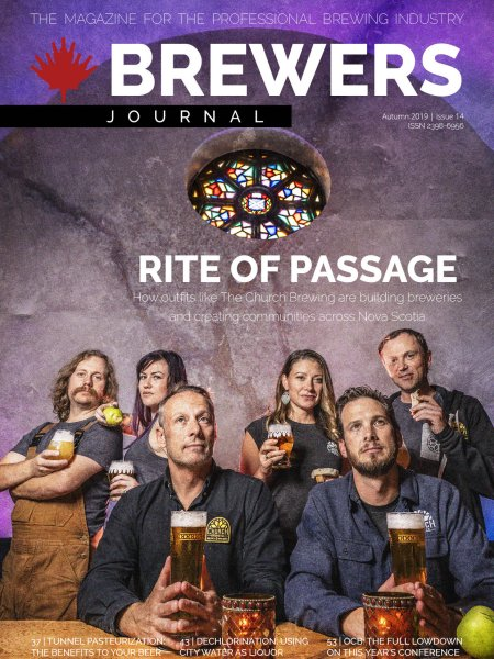Brewers Journal Canada Autumn 2019 Issue Now Available