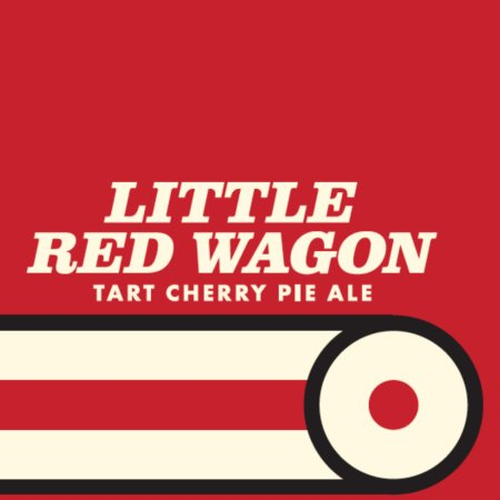 Cabin Brewing Brings Back Little Red Wagon Tart Cherry Pie Ale