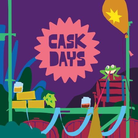 Brewery List Announced for Cask Days 2019