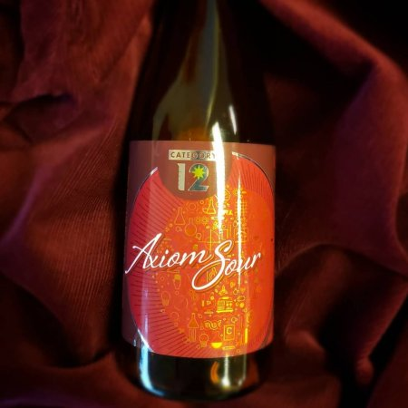 Category 12 Brewing Elemental Series Continues with Axiom Plum Cherry Sour