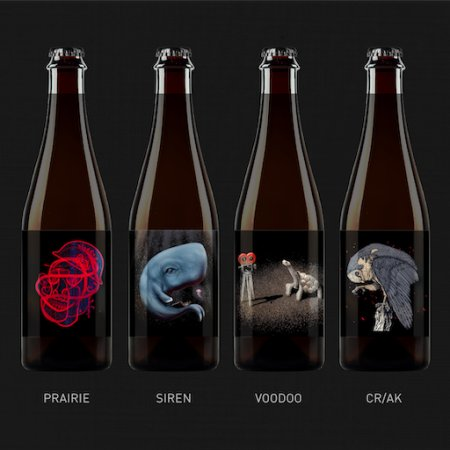 Collective Arts Brewing Releases 2019 Editions of Origin of Darkness and Barrel-Aged Imperial Porter